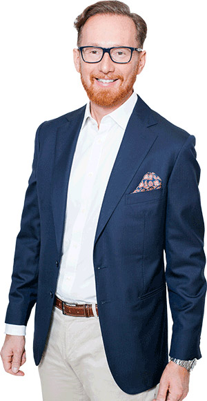 Дмитрий Прокофьев - Глава компании Norton Caine