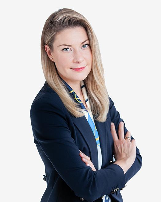Александра Торро (Alexandra Torro) рекрутер по поиску и подбору юристов